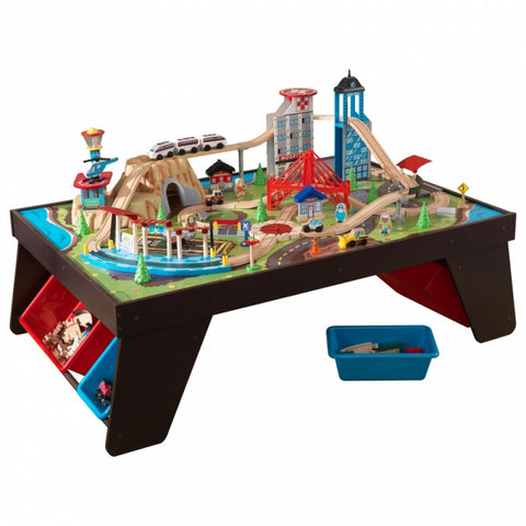 Aero City Train Set & Table