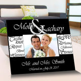 Everlasting Love Picture Frame