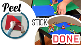 Peel-and-Stick LEGO® Compatible Baseplates