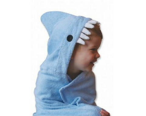 Shark Week Hooded Towel