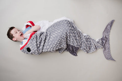 Shark Blanket & Sleep Sack