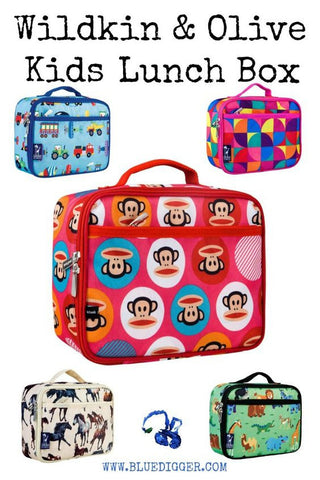 Wildkin & Olive Kids Lunch Box