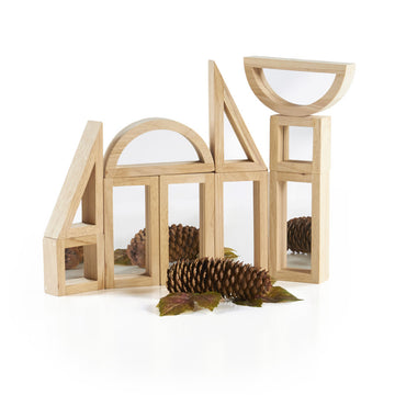 Mirror Blocks Set 10 pcs