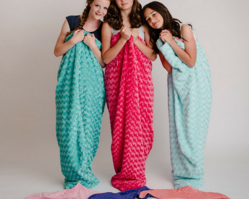 Mermaid Blanket & Sleep Sack