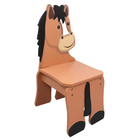 Happy Farm Chair - Horse