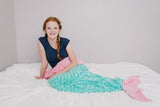 Mermaid Tail Blanket & Sleep Sack