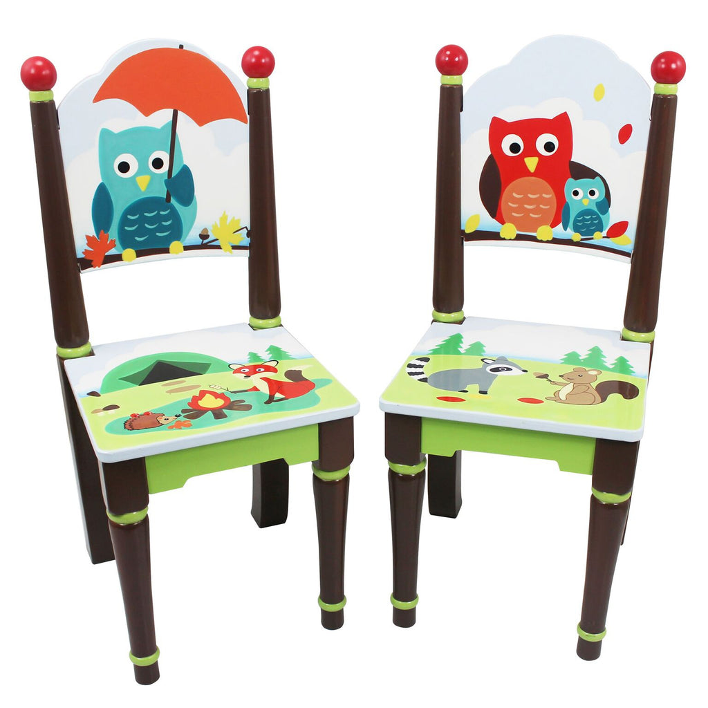 Enchanted Woodland Set of 2 Chairs