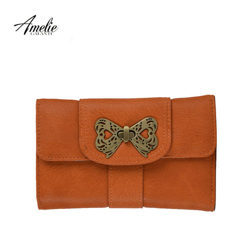 AMELIE GALANTI 2016 new fashion dress day clutches multicolor wallet women bag free shipping