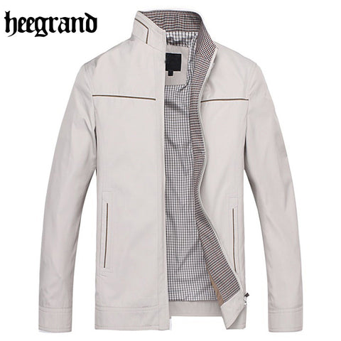 2016 Fashion Sport Jacket Men Outwear Overcoat High Quality Coat Parka Zip Up Trench Coats Casual Jackets MWJ1958