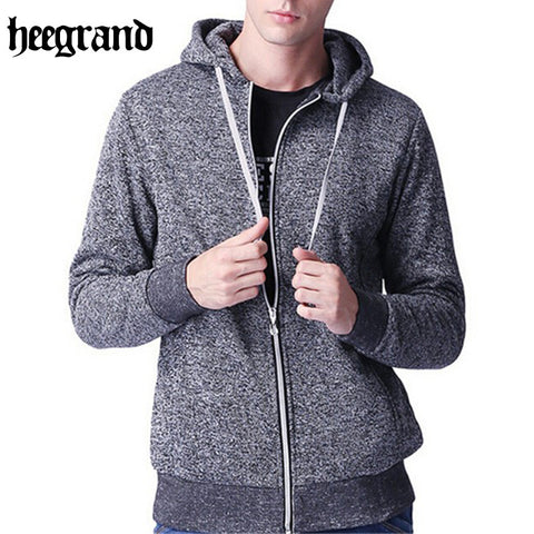 2016 New Fashion Men Sweatshirts Classic Solid Hoodies Man Hooded Coats Casual Sport Tracksuits MWW697
