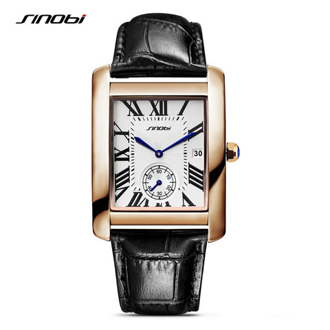 2016 New Fashion Reloj Mujer Bracelet Watch Quartz Men Women Unisex Dress Wristwatch Free Ship SINOBI