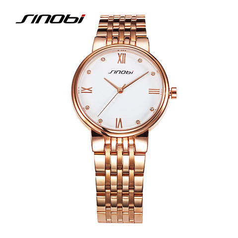 2016 Geneva Watch Full Steel Watches Women Luxury Brand Women Rhinestone Watch Ladies Casual Analog Quartz Wristwatches Relogio