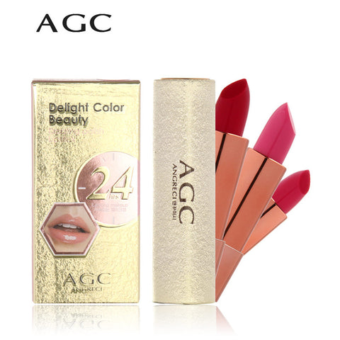 FOCALLURE Lipstick and Lip Gloss Moisturizer Smooth Lipstick Long Lasting Charming Lip Lipstick Cosmetic Beauty Makeup