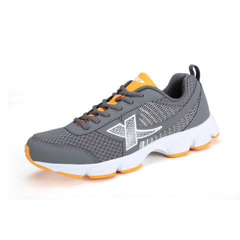 2015 NEW Xtep Running Shoes for Men Outdoor Sport Shoes Men Shoes Athletic Low Breathable Trainer Runner Sneaker 986319119072