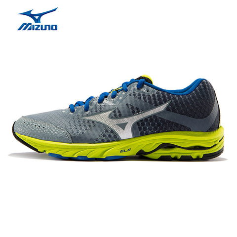 MIZUNO Men WAVE ELEVATION Mesh Breathable Light Weight Cushioning Jogging Running Shoes Sneakers Sport Shoes J1GR141703 XYP297