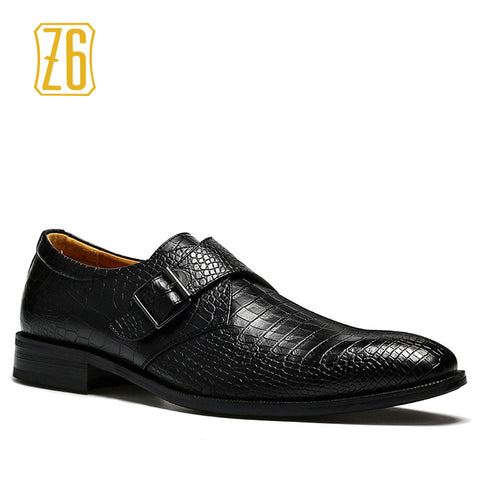 39-48 men leather shoes big size handsome comfortable Z6 brand PU men dress shoes  #W3061-1