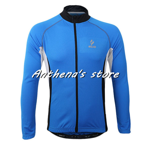 Men running jackets cycling jerseys fitness tights long sleeve coats outdoors clothing bike riding sports clothes 2015 2014 free