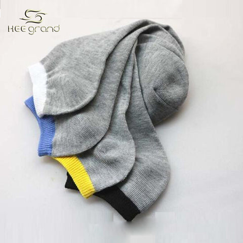 2014 Men Fashion Spliced/Solid Candy Color Short Thin Breathable Socks NWM043