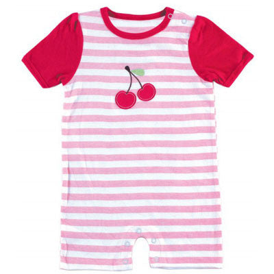 2015 Infantil Baby Bodysuit Girl and Boy Body Striped Style Summer Short Sleeves Infant Outfit Sport Suit Newborn Baby Clothes