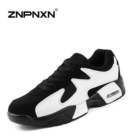 2015 new autumn fashion style For Men air sport's   classic Breathable Rubber Sport shoes.