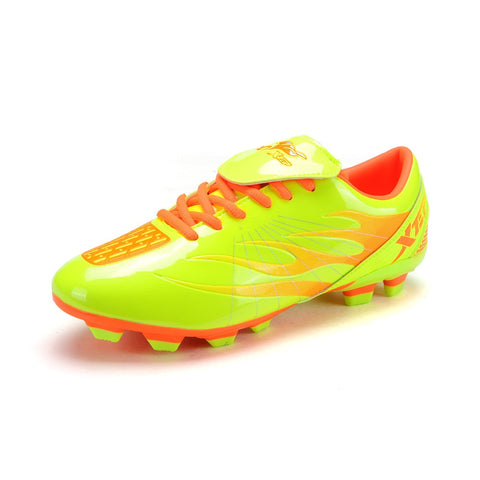 XTEP Men Boy Kids Outdoor Soccer Shoes Cleats Turf Football Futsal Shoes Hard Court Sports Sneakers Trainers Adults 986419189557
