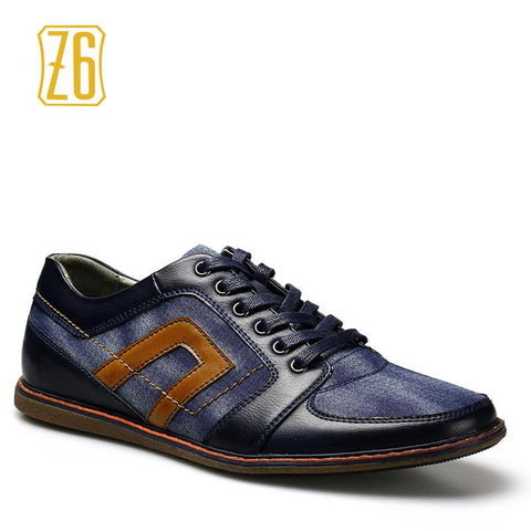 39-45 men casual shoes Z6 Brand breathable fashion spring comfortable  men shoes #W3235