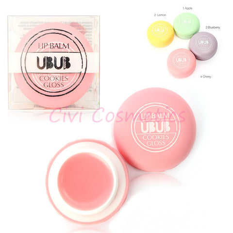 2014 Brand New Round Style Smooth Moisturizing Lips Organic Natural Lip Balm Makeup