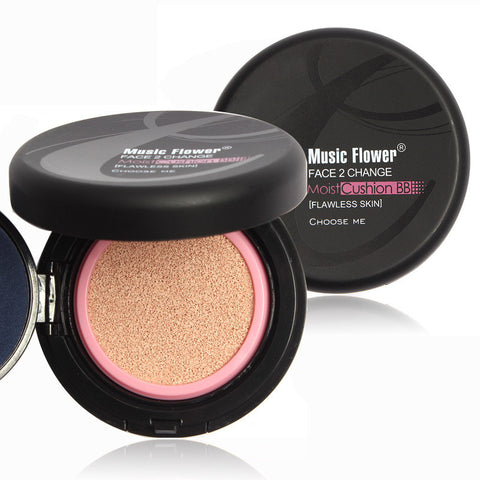 BB Cushion Unique Cushion Foundation, Perfect Skin New Concept BB Cream SPF 35 PA