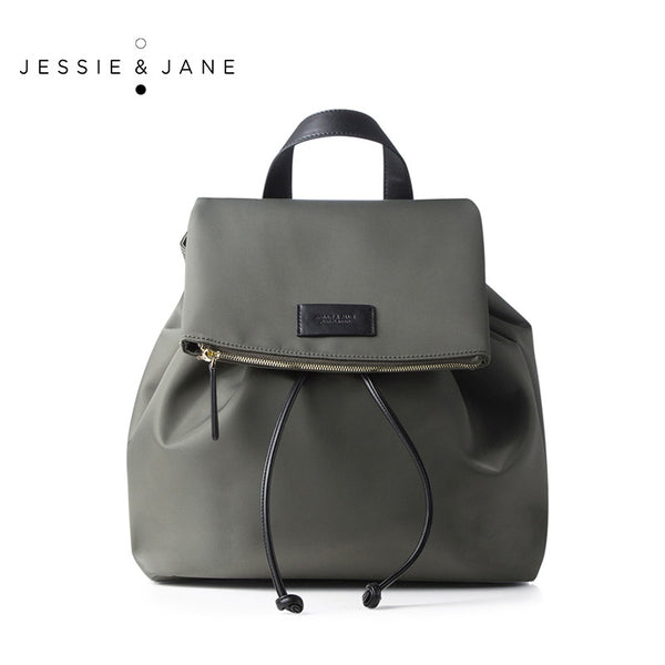 Jessie Jane Women Backpack Designer Brand 2016 New Series Casual Nylon Shoulder Bags