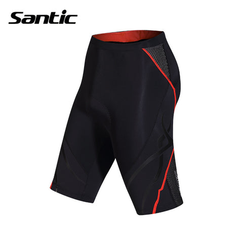 2016 Spring Santic Women Cycling Short Shorts Gel Cycling Road Bike Summer Cycling Jersey Shorts Cycling Padded Shorts S25264204