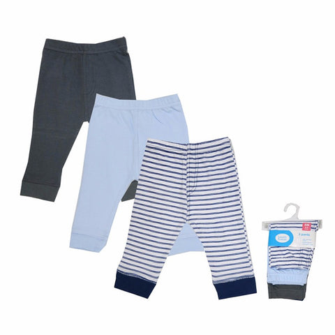 2015 New Animal Pattern Baby Boy Girl Toddler Trousers Leg Casual 0-12 M Baby Pants Blue/Pink Stripped PP Pants Bottom Trousers