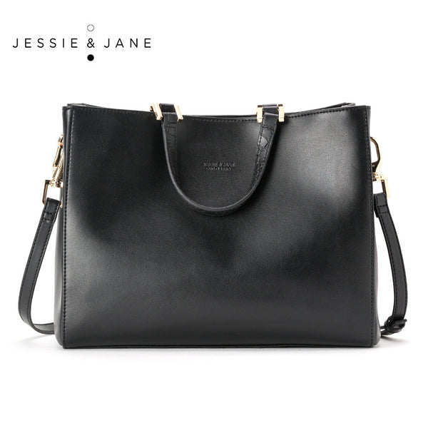Jessie Jane Women Shoulder Bags Designer Brand 2016 New Genuine Leather Bag
