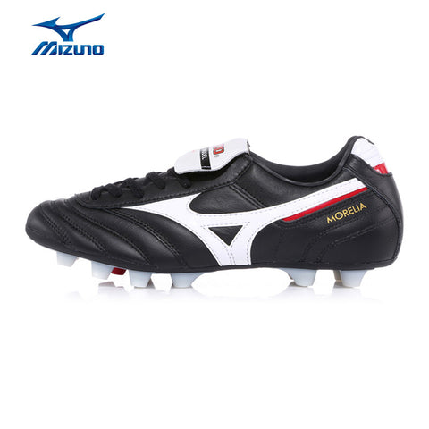 MIZUNO 2016 Men's Sports Leather Beathable Cushioning Soccer Shoes  MRL CLUB 24 Light Sport Shoes Sneakers 12KP-08001 YXZ010