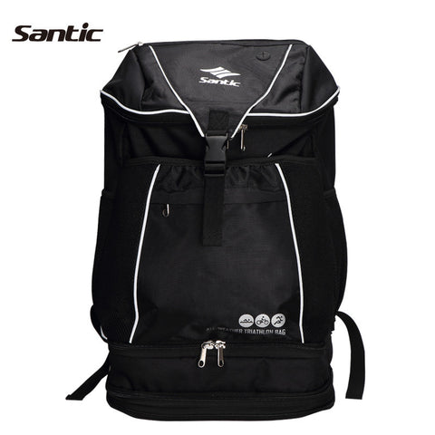 2016 Santic Outdoor Hiking Spirit Bag  Mountain Bike Cycling Bag Men Cycling Rainproof Shoulder Bag Mochila Ciclismo S34190501H