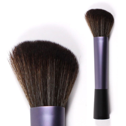 (Wholesale 10/lot)Professional multi-purpose Angle Shadow Brush Blush Powder Foundation Makeup Brushes & Tools
