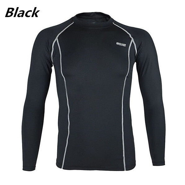 Men sports jackets running long sleeve cycling jerseys winter 2015 fitness tights outdoors clothing coats 2014 spring clothes