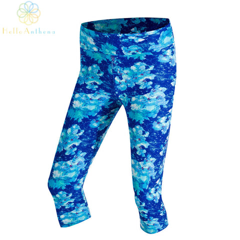 2015 pattern printing knitted high stretched women's leggings dress fitness clothing leggins dancing running sports drop plus