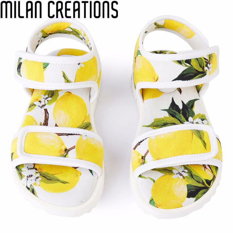 2015 Girl Designers Shoes for Kids New Children Shoes Girls Spring Autumn Girls Shoes Quality Princess Floral Print Kids Shoes