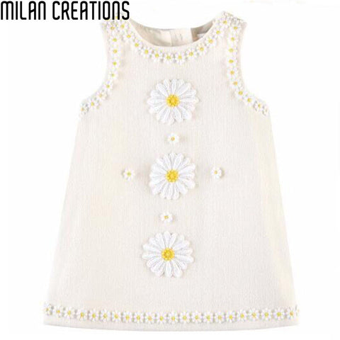 2014 New Arrival summer brand children dress, princess girl dress, designer dress girl, European style kids girls dresses