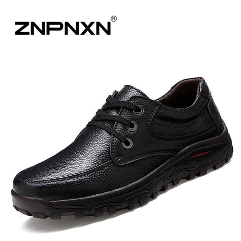 2015 New Fashion Men Shoes Flat sapatos de couro High Quality Boots Shoes Low Top Men Sneakers Genuine Leather Oxford Shoes
