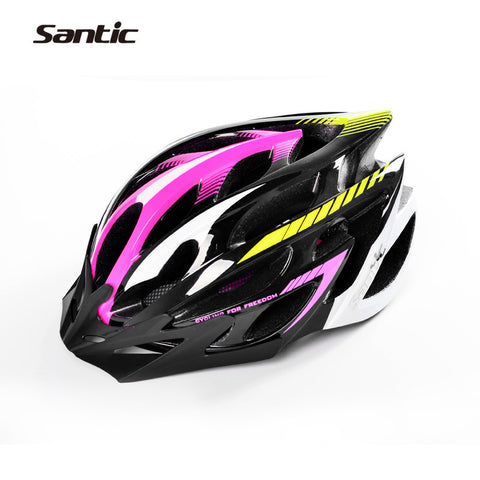 2016 Santic Free Size Cycling Helmet Ultralight  for Women&Men Cycling Cap Athletic Sports Accessories Fashion Helmets S34190203