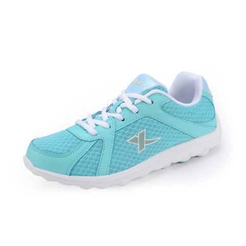 2015 Summer Style NEW Xtep Running Shoes For Women Trainer Outdoor Lightweight Sports Mesh Athletic Sneaker Size Free Shipping