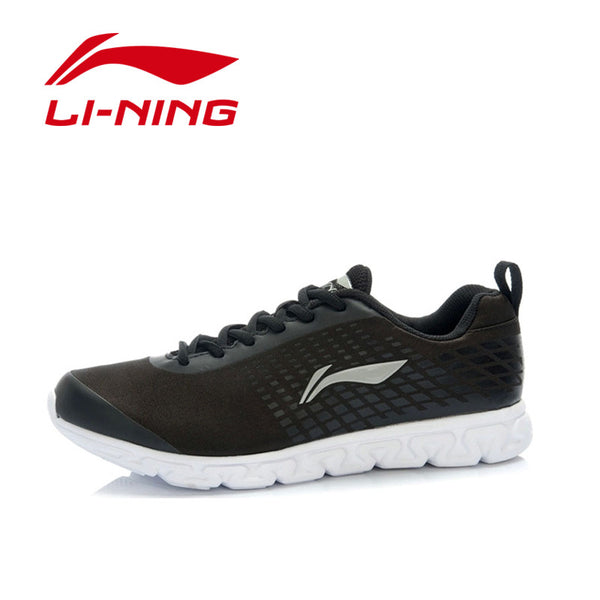 Li ning original new men's Shock absorption running shoes men Lightweight  leisure Breathable sports shoes free shipping ARHJ037
