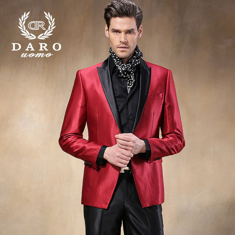 2014 New Arrival Men Suits Brand Spring Fashion Casual Slim Fit Evening Suit Blazers Suits Blazer (Jacket+Pants) DR8806-19