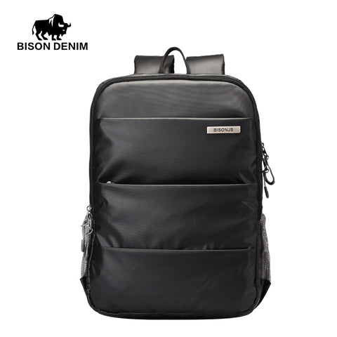 BISONJS  Big Capacity Outdoor Sports Backpack Travel Hiking Bag Four Colors Availiable