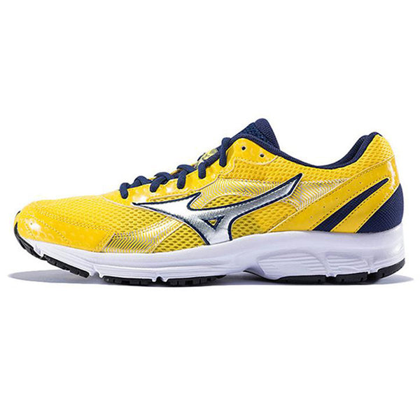 MIZUNO Men CRUSADER 9 Mesh Breathable Light Weight Cushioning Jogging Running Shoes Sneakers Sport Shoes K1GA150305 XYP277