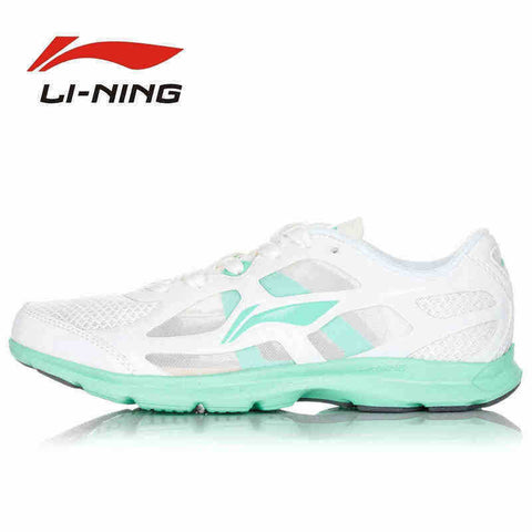 Li Ning original new women's running shoes ultralight 10 Sneakers shoes  for women Breathable mesh sports shoes free shipping