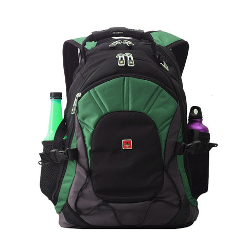 2015 Brand music backpack 14 15 inch laptop backpack men women business bag travel causal bag mochila feminina sac a dos kpop