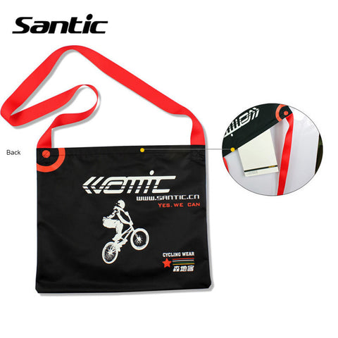 2016 Santic Soft magnetic sealing bag Outdoor Hiking Spirit Bag Food Supply Mountain Bike Cycling Bag Riding Equipment C09008