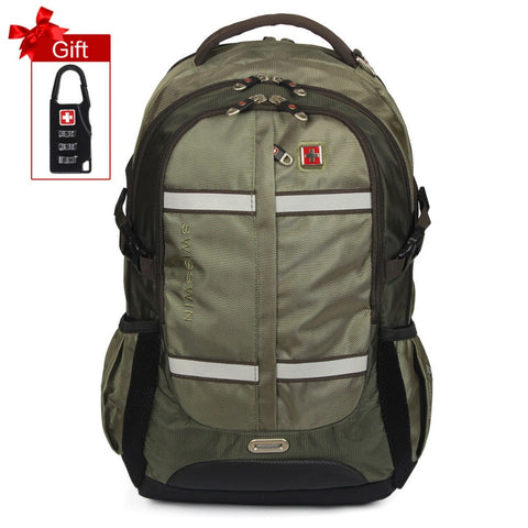 Swisswin men outdoor waterproof tactical military bag warrior hiking travel backpack sports school mochila sw8350
